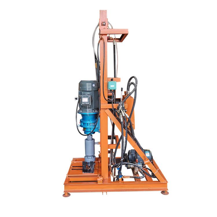 柴油液壓打井機 小型水井鉆機