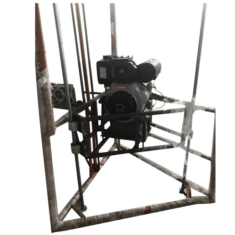 三腳架挖坑機供應 植樹小型打坑機