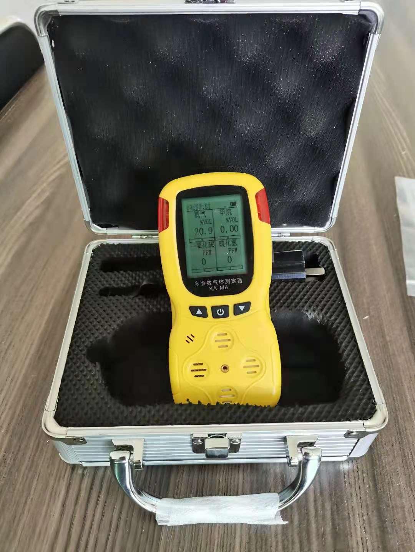 煤矿井JD4便携式四合一气体检测报警仪