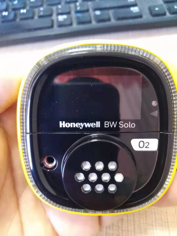 霍尼韦尔BWSOLO氧气含量检测仪便携式氧气报警仪