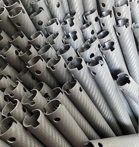 碳纤维管起落架 设备碳纤维机械臂