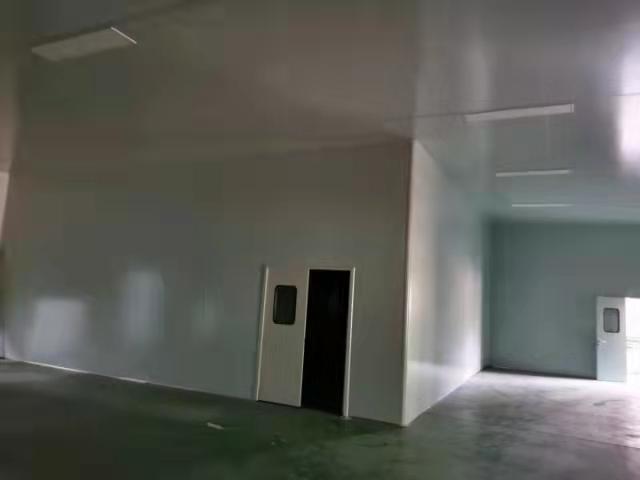 黄骅中空玻镁净化板生产安装