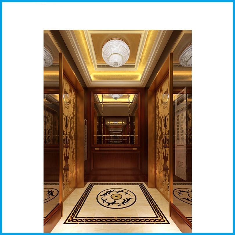 酒店别墅商场电梯设备电梯装潢