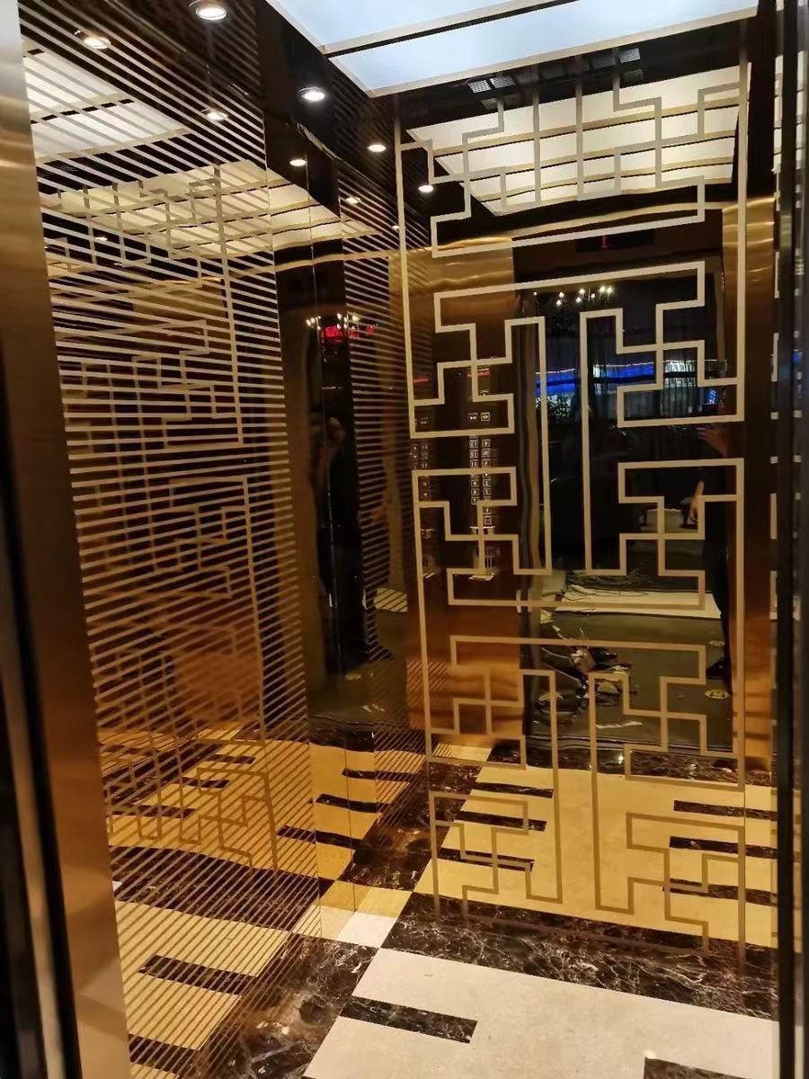 写字楼酒店别墅大厦电梯设备电梯装潢装饰