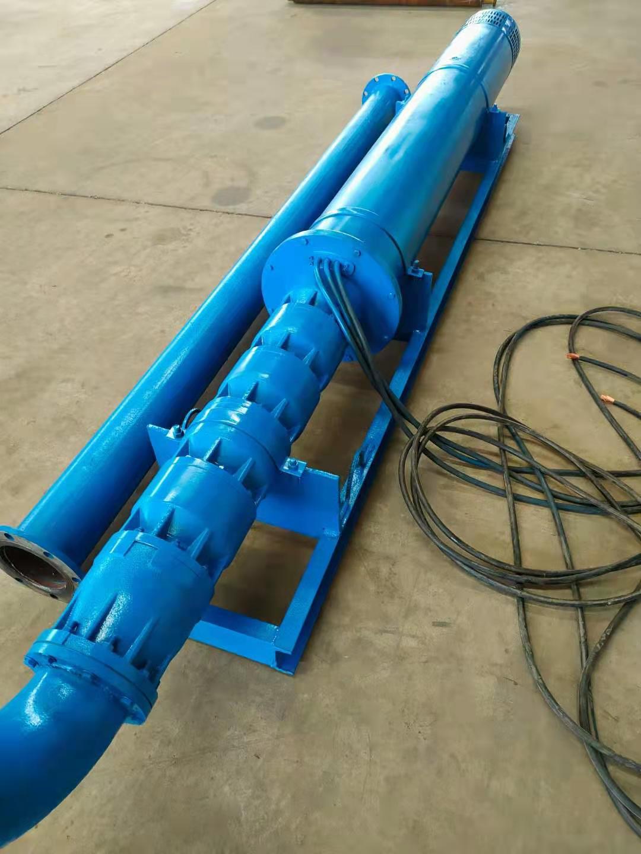 水池用大流量潛水泵-臥式用深井潛水泵