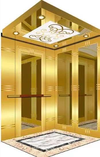 中创电梯装饰酒店别墅商场客梯扶梯装潢门套轿顶定做翻新